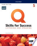 Q  Skills for Success 3E Listening and Speaking Level 5
