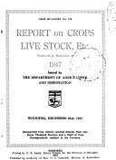 Crop Bulletin