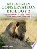 Key Topics In Conservation Biology 2 Book PDF