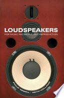 Loudspeakers Book PDF