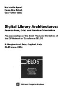 Digital Library Architectures