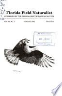 The Florida Field Naturalist  , Bände 30-32
