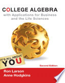 Modeling Functions And Graphs Algebra For College Students [Pdf/ePub] eBook
