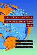 Optical Fiber Telecommunications IIIB Book