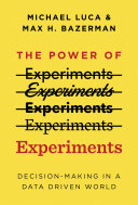 The Power of Experiments [Pdf/ePub] eBook