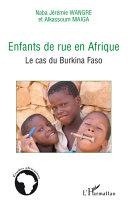 Pdf Enfants de rue en Afrique Telecharger