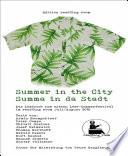 Summer In The City Summa In Da Stadt [Pdf/ePub] eBook