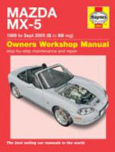 Mazda MX5 Service and Repair Manual