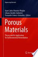 Porous Materials Book
