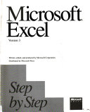 Microsoft Excel Step by Step