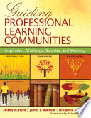Guiding Professional Learning Communities