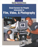 Great Careers for People Interested in Film  Video    Photography
