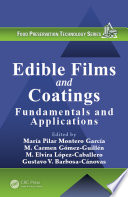 Edible Films and Coatings