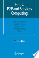 Grids  P2P And Services Computing
