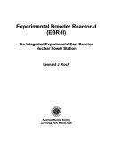 Experimental Breeder Reactor II  EBR II