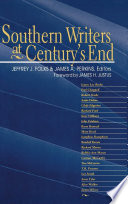Southern Writers at Century s End