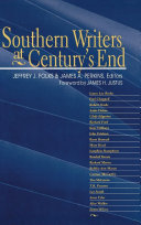 Pdf Southern Writers at Century's End