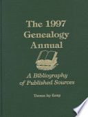 The 1997 Genealogy Annual