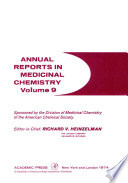 Annual Reports In Medicinal Chemistry Book PDF
