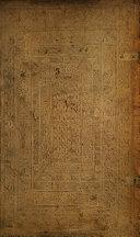 Deutsche Thesaurus des hochgelerten weitberümbteb Manns Mart. Luthers darinnen alle Heubtartickel Christlicher, Catholischer und Apostolischer Lehre erklert