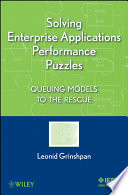 Solving Enterprise Applications Performance Puzzles