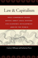 Law & Capitalism