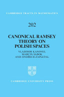 Pdf Canonical Ramsey Theory on Polish Spaces