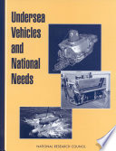 Undersea Vehicles and National Needs Book