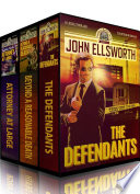 Thaddeus Murfee Legal Thrillers Box Set Books 1 3