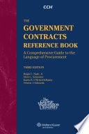 Government Contracts Reference Book