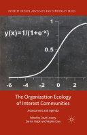 The Organization Ecology of Interest Communities