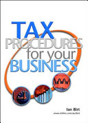 Cover of Tax Procedures for Your Business