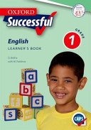 Books - Oxford Successful English First Additional Language Grade 1 Learners Book | ISBN 9780199058549