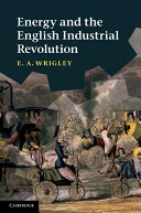 Energy and the English Industrial Revolution