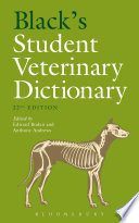 Black s Student Veterinary Dictionary