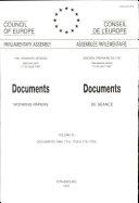 Pdf Assemblée Parlementaire Documents de séance Session ordinaire de 1997 (Deuxième partie, tome IV), 2125 avril 1997 Telecharger