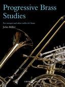 Progressive studies for trumpet