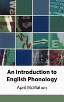 An Introduction to English Phonology, April McMahon