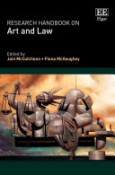 Research Handbook on Art and Law [Pdf/ePub] eBook