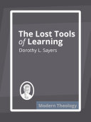 The Lost Tools of Learning Pdf/ePub eBook