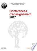 Conf  rences d Enseignement 2017