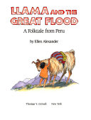 Llama and the Great Flood