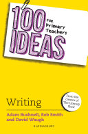 100 Ideas for Primary Teachers  Writing