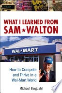 What I Learned From Sam Walton Book PDF
