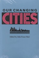 Our Changing Cities
