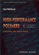 High Performance Polymers Conductive Adhesives Book PDF