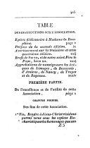 Instructions sur l'association de prière en l'honneur du Très Saint Sacrement