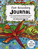 6th  7th and 8th Grade   Fun Schooling Journal   for Christian Families