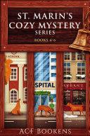 St  Marin s Cozy Mystery Box Set Volume II   Books 4 6