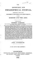 Edinburgh New Philosophical Journal